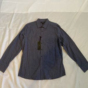 Marc Anthony Long sleeve button up shirt